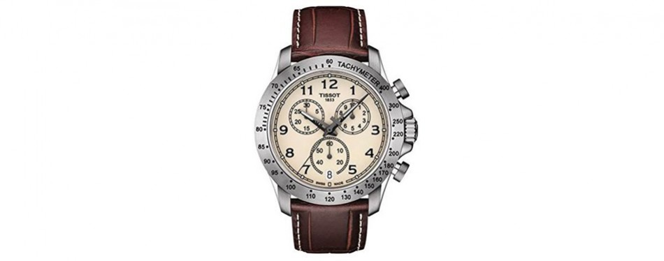 Tissot Men's V8 Quartz Chronograph