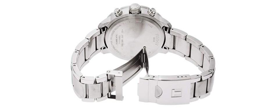 Tissot Quickster Blue Watch
