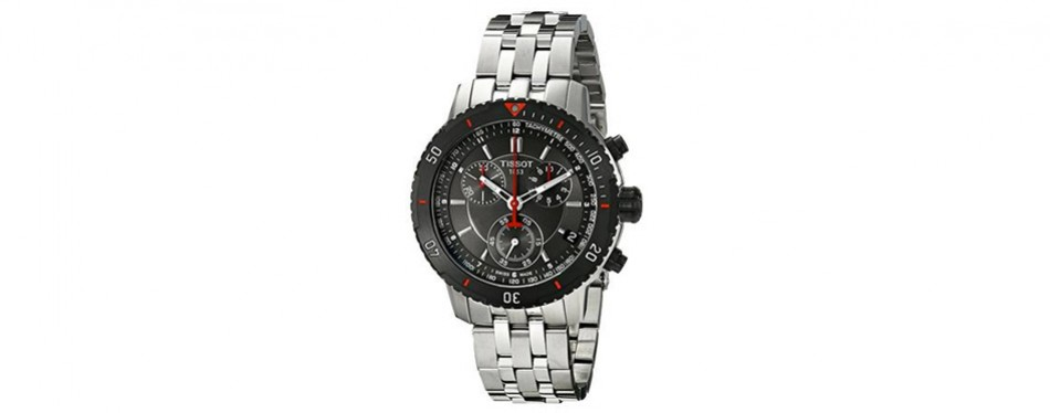 Tissot T-Sport Textured Dial Watch