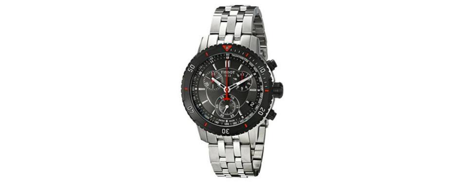 Tissot T-Sport Textured Dial Watch