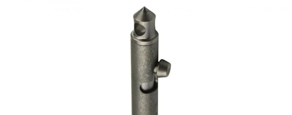 Titaner Titanium Bolt Action Tactical Survival Pen
