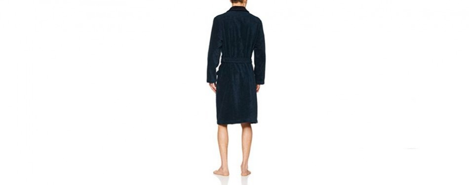 Tommy Hilfiger College Prep Towelling Bathrobe