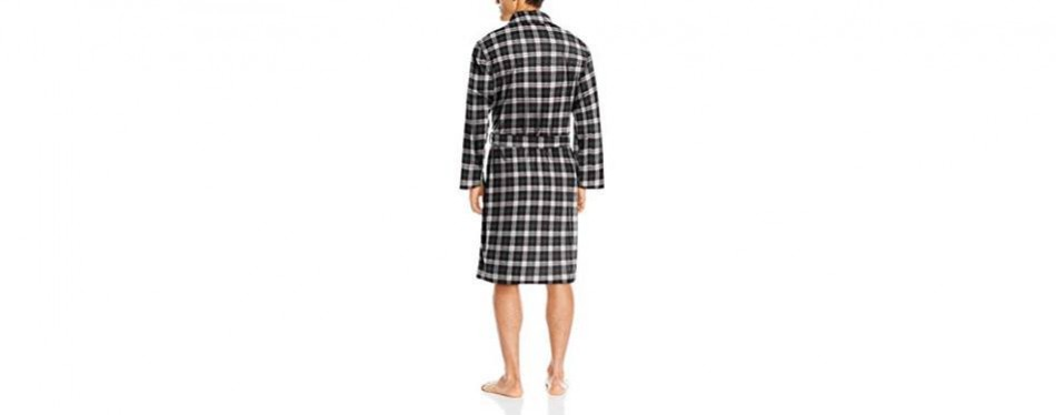 Tommy Hilfiger Cozy Fleece Men's Robe