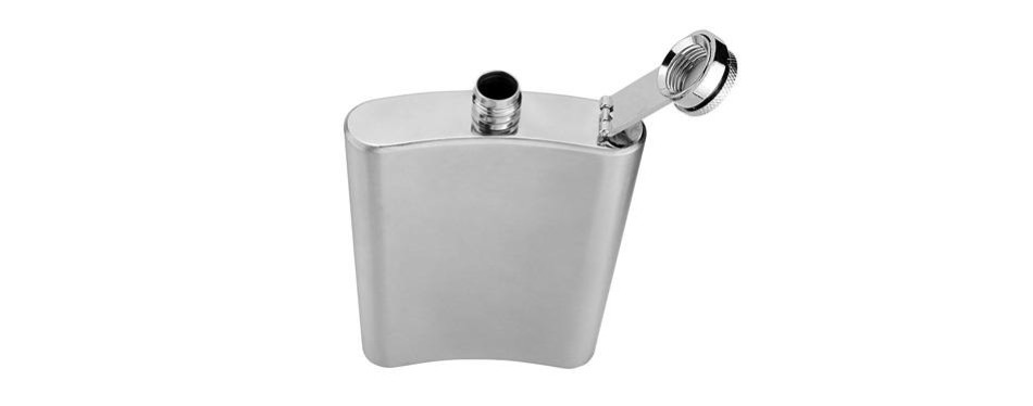 Top Shelf Flask And Funnel Set