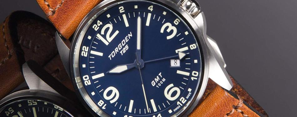Torgoen T25 Pilot's Watch