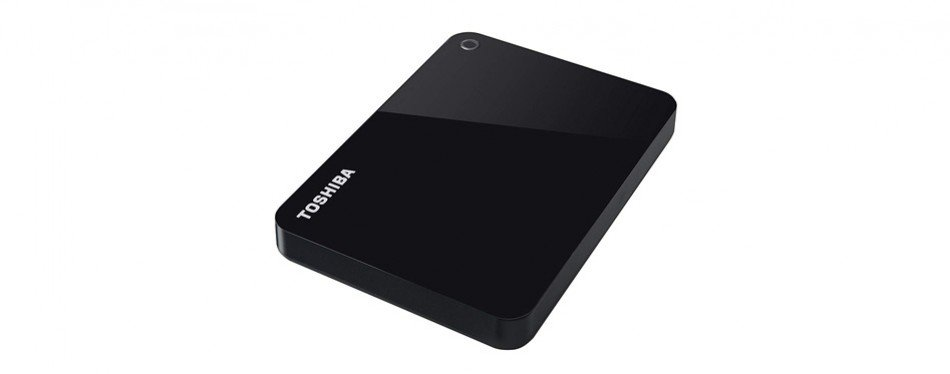 Toshiba Canvio Advance Portable External Hard Drive