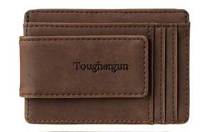 Toughergun Genuine Leather Tactical Wallet