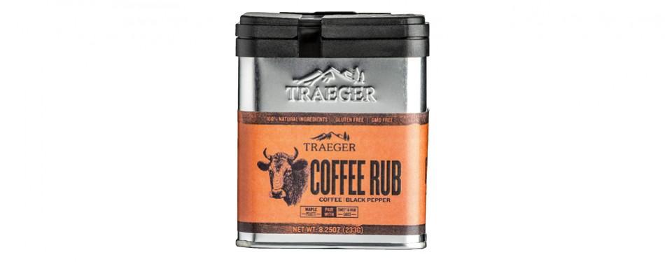 Traeger Grills Coffee Rub