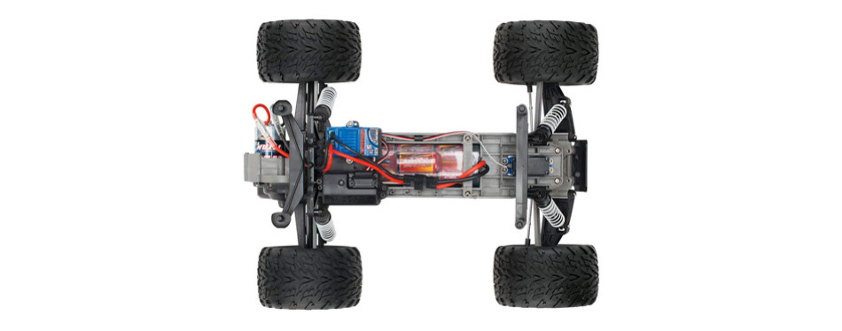 Traxxas Stampede Monster Remote Control Car