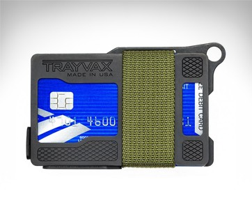 Trayvax Armored Summit Wallet