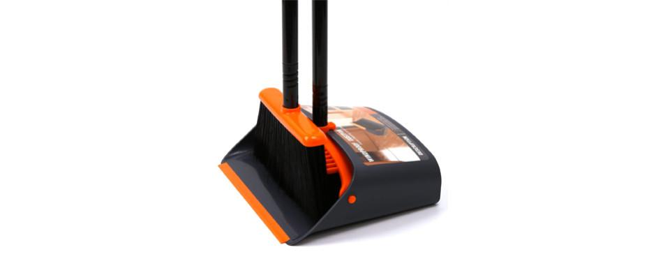 TreeLen Dust Pan and Broom