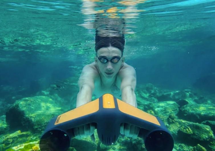 Trident Underwater Scooter
