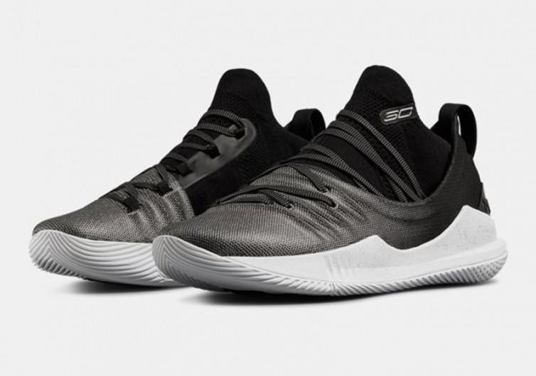 UA Curry 5 Basketball Shoes