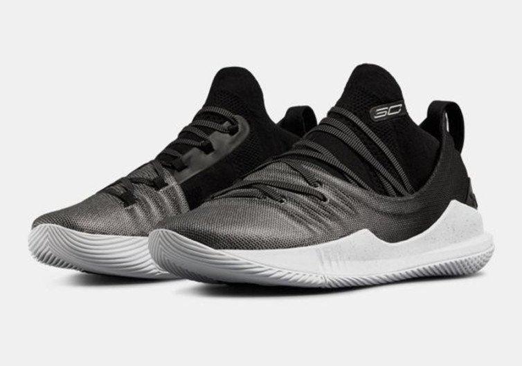 UA Curry 5 Basketball Shoes