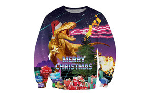 Uideazone Ugly Christmas Jumper