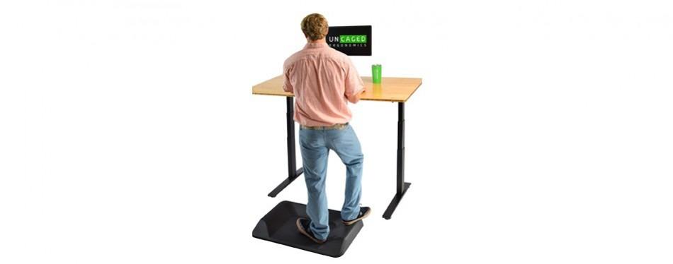 Uncaged Ergonomics Active Standing Desk Mat