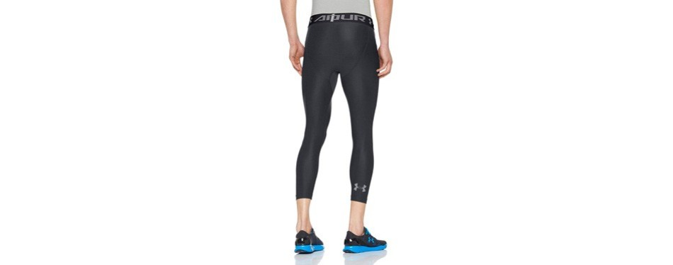Under Armor Men's HeatGear Armour Compression Yoga Pants
