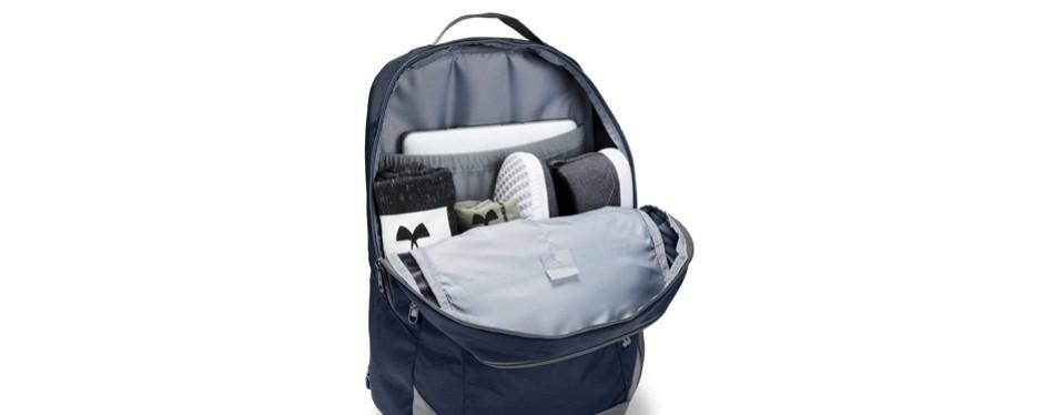 Under Armour Unisex Hustle Backpack LDWR