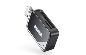 anker 8 in 1 usb 3.0 portable card reader