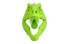 barbuzzo funwares wash n' roar t-rex shower head