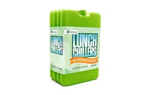 bentgo ice lunch chillers ultra-thin ice packs