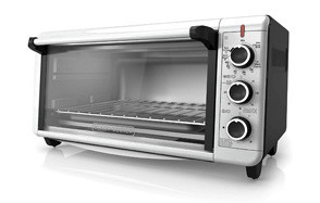 black & decker extra wide convection countertop toaster oven