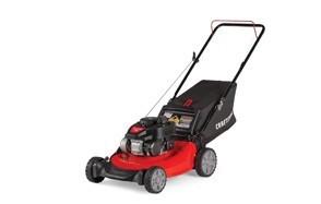 craftsman m105 140cc 21 inch 3 in 1 gas powered push lawn mower