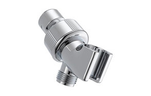 delta faucet u3401 pk adjustable shower arm mount