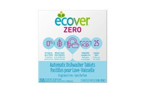 ecover automatic dishwashing tablets