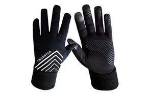 finger ten warm running gloves