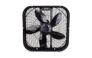 holmes hbf2010awm 20 inch white 3 speed box fan