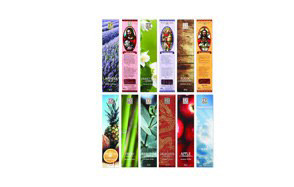 hosley aromatherapy incense pack