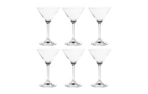 juvale martini glasses set