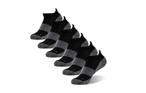 kodal copper infused athletic low cut socks