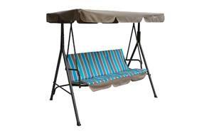 kozyard alicia patio swing chair
