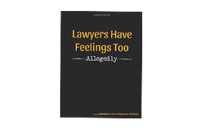 lawyers have feelings too allegedly notebook