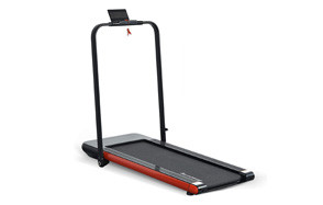 linklife 2 in 1 folding treadmill