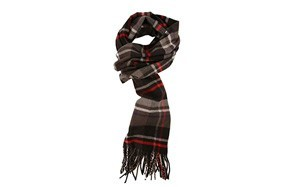 love lakeside cashmere winter feel plaid scarf