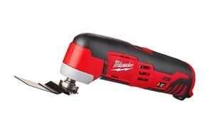 milwaukee m12 12 volt cordless multi tool