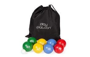 play platoon bocce ball set
