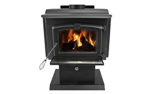 pleasant hearth small mobile home stove