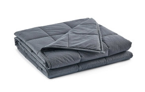 relaxblanket premium cotton adult weighted blanket