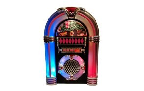 rock n roll 50's musical jukebox