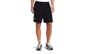 russell athletic men's cotton baseline short