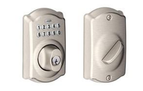 schlage sense smart lock