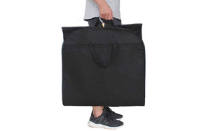 sleeping lamb breathable garment bag