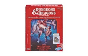 stranger things dungeons and dragons game
