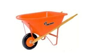 the ames companies inc kpwb10 1.25cf kids wheelbarrow