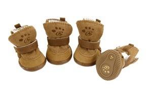 urbestdetachable closure puppy dog shoes