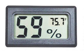 veanic mini digital indoor thermometer